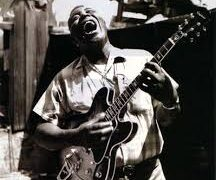 Listening to Howlin' Wolf