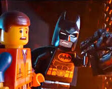 Lego The Movie by Aaron McCarthy