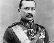 Carl Gustaf Mannerheim by Daniel Dilworth