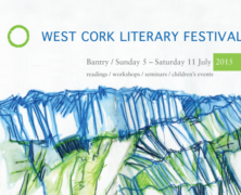 A WEEK AT THE WEST CORK LITERARY FESTIVAL by Cian Morey
