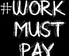 WorkMustPay by Graham Harrington