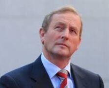 Enda's Been Shouting Again