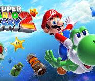 Super Mario Galaxy 2 by Max Keegan