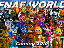 FNAF World Review by Max Keegan