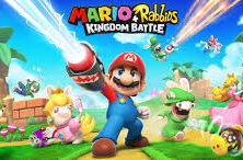 Mario and Rabbids' Kingdom Battle Review by Max Keegan
