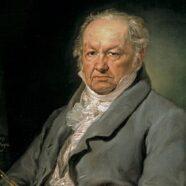 From Francesco Goya to Francesco Goya